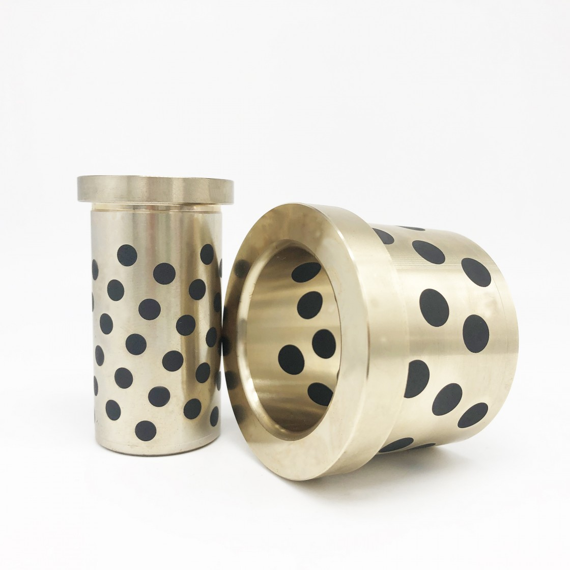 Bunting Bearings, LLC CB687656 Plain Sleeve & Flanged Bearings