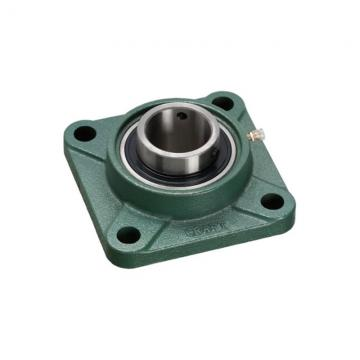 2.4375 in x 8.38 to 8.62 in x 3.42 in  Dodge EP2BIP207R Pillow Block Roller Bearing Units