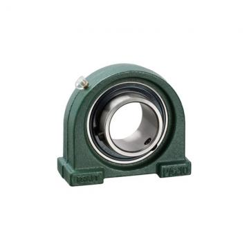 2.5000 in x 9-1/4 to 10-1/4 in x 3-11/32 in  Dodge P2BK208RE Pillow Block Roller Bearing Units