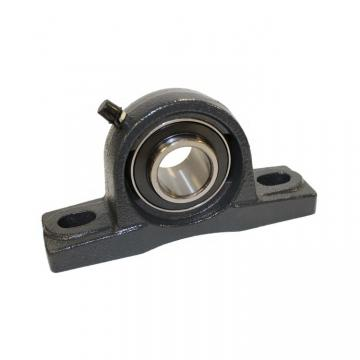 4.0000 in x 13.13 to 14-3/4 in x 6-1/4 in  Dodge P4BDI400R Pillow Block Roller Bearing Units