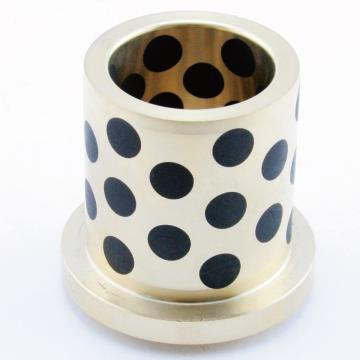 Bunting Bearings, LLC CB688048 Plain Sleeve & Flanged Bearings